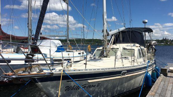 Nauticat 35