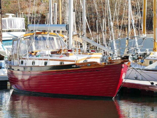 1979 Tayana Complete 2016 Update CT37 Ready to cruise