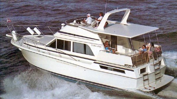 Chris-Craft Catalina Double Cabin CHRIS CRAFT CATALINA 425 1985