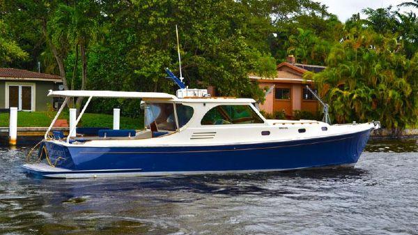 Morgan Picnic Boat Main Profile