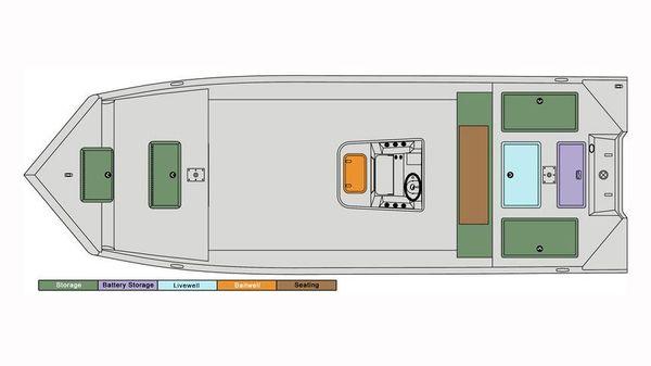SeaArk V-Cat 200 CC