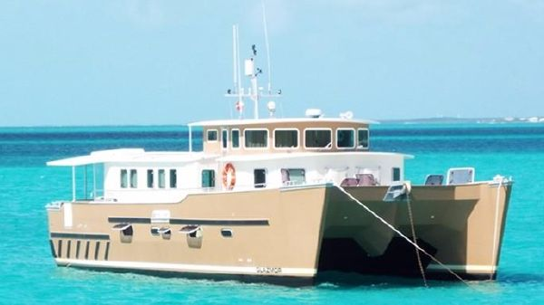 Catamaran Atlantic Cruiser 60
