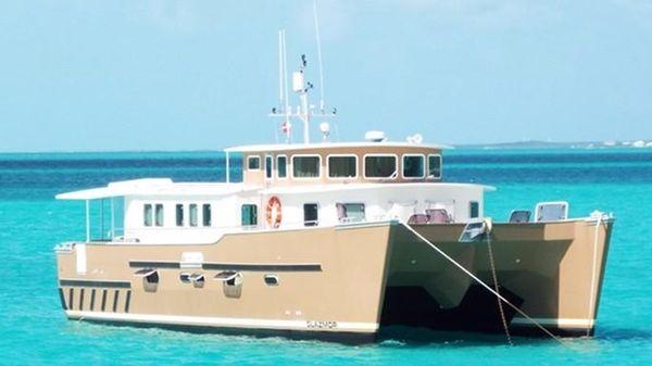 Catamaran Atlantic Cruiser 60