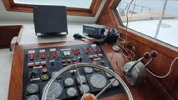 Motor Yacht TLV