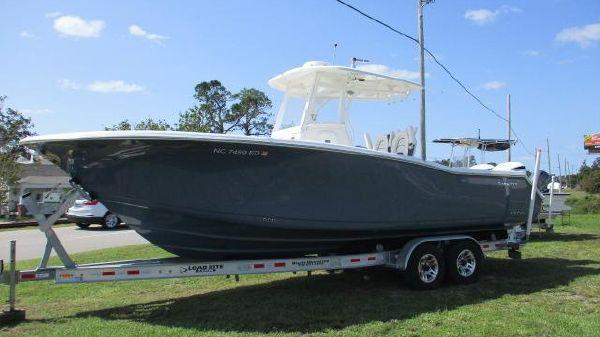 Tidewater 280 Custom