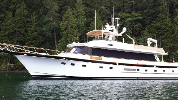 DeFever 78 Motor Yacht