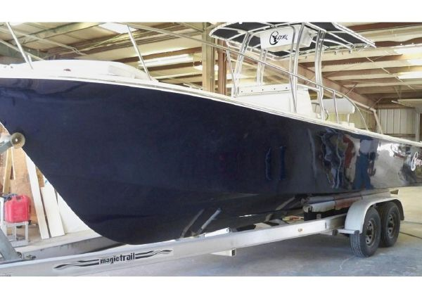 C-Hawk 26 Center Console image