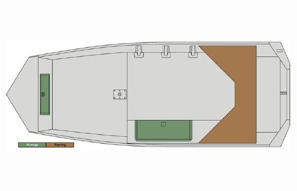 2021 SeaArk DXS 1548 DKLD