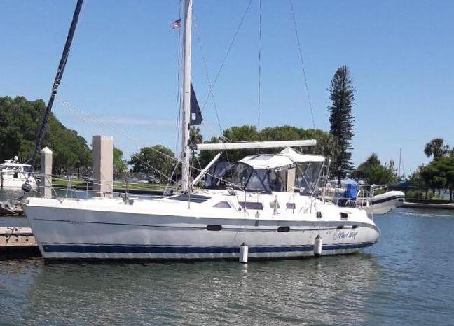 2003 Hunter 456