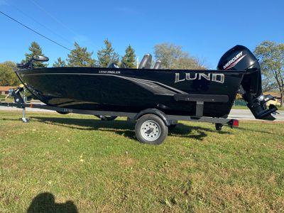 2021 Lund<span>1650 Angler SS</span>