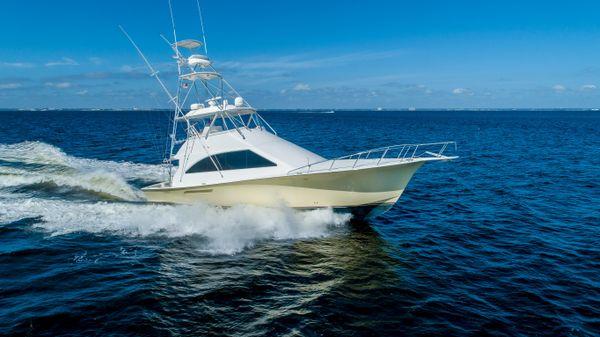 Ocean Yachts 56 Convertible