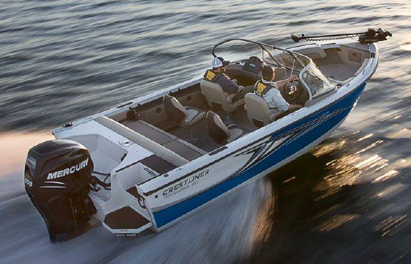 2018 Crestliner 1850 SportFish SST