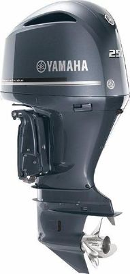 Yamaha Outboards F225 Mech Offshore - main image
