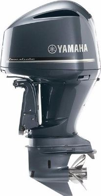 Yamaha Outboards F250 Mech Offshore - main image