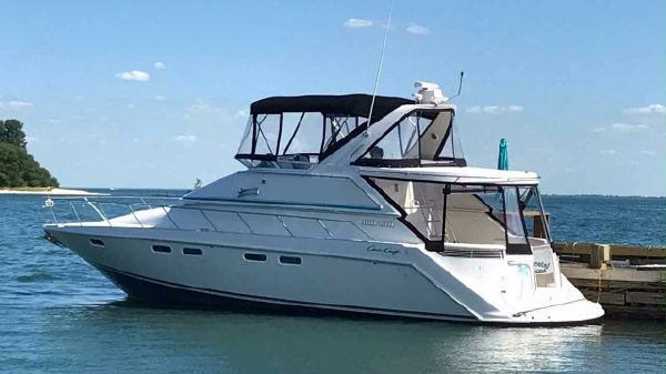 Chris-Craft 421 Continental