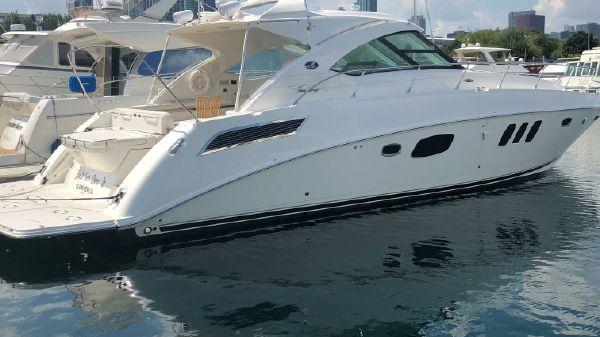 Sea Ray Sundancer 540