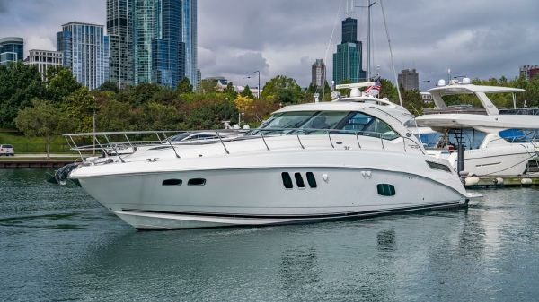 Sea Ray Sundancer 540