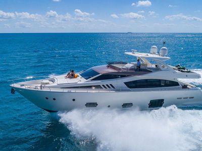 2010 Ferretti Yachts<span>800</span>