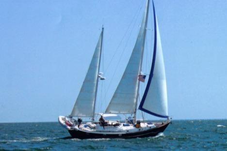 Custom Mayflower 48