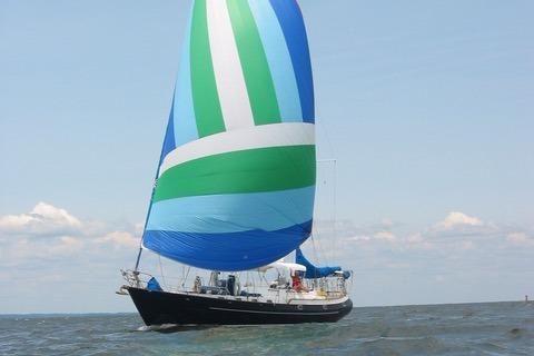 Custom Mayflower 48 image