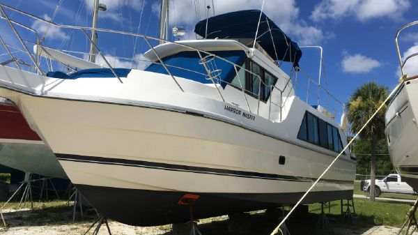 Harbor Master 400 Pilothouse Motoryacht