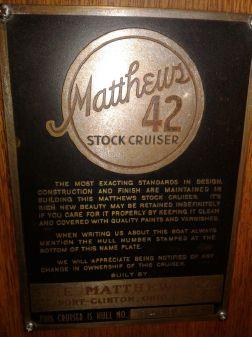 Matthews Flushdeck 42 image
