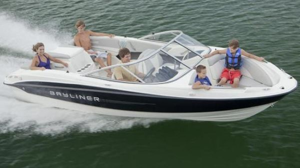 Bayliner 215 Manufacturer Provided Image