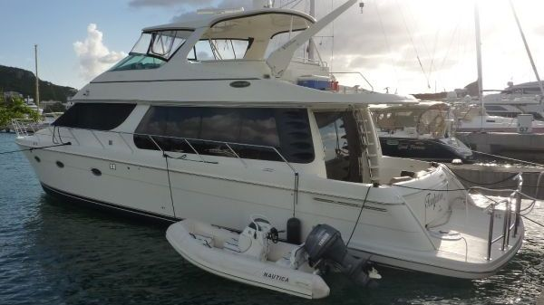 Carver 57 Pilothouse Voyager