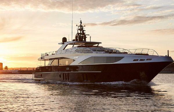 2018 Majesty Yachts Majesty 122