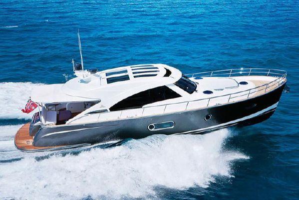 Belize 54 Sedan - main image