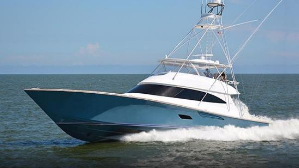 Viking 80 Convertible Manufacturer Provided Image