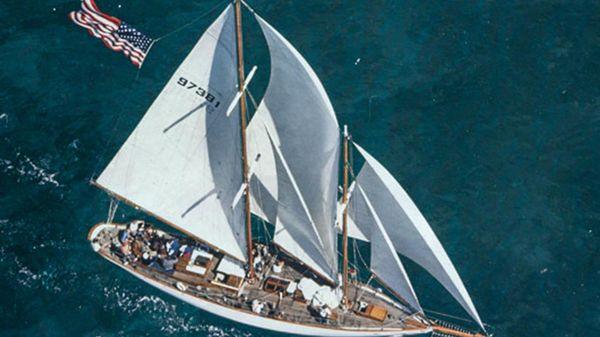 Alden Staysail Schooner