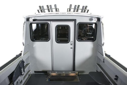 Weldcraft 280 Cuddy King image