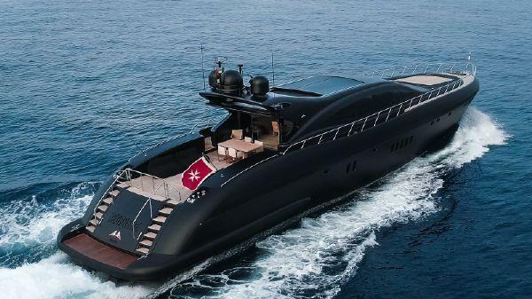 Mangusta 108 (Overmarine)