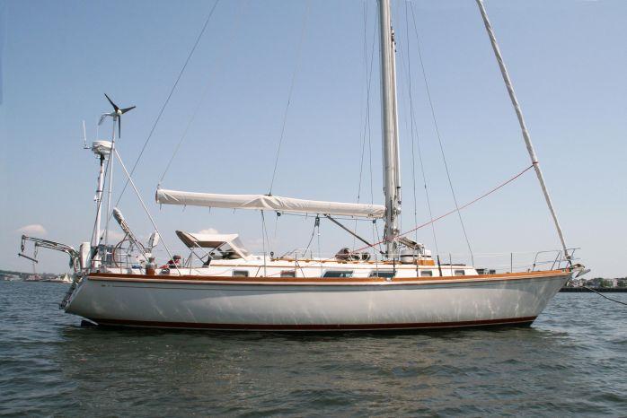 1980 Bristol Yachts 45.5
