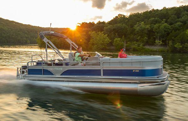 2020 Lowe SF232 Sport Fish