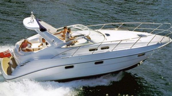 Sealine S34 Manufacturer Provided Image: S34 Sports Cruiser
