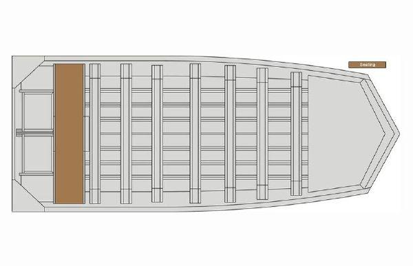 2021 SeaArk 2072 MVJT