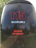 Suzuki 115hp
