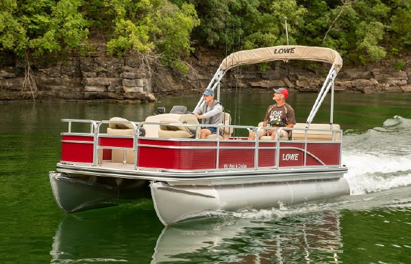 2020 Lowe Ultra 182 Fish & Cruise