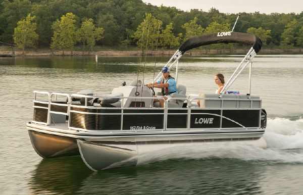 2020 Lowe Ultra 162 Fish & Cruise