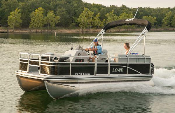 2020 Lowe Ultra 162 Fish & Cruise