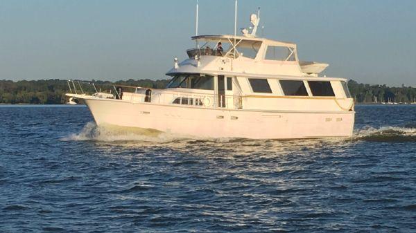 Hatteras 61 Motor Yacht