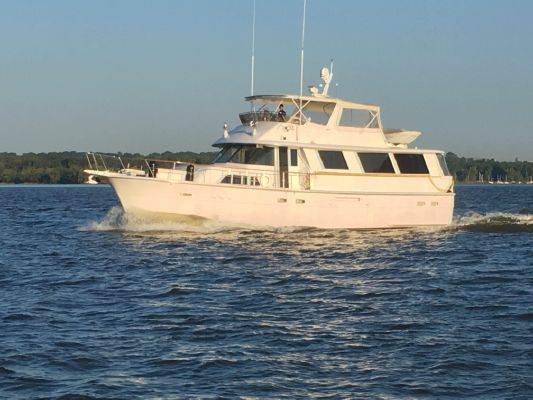 Hatteras 61 Motor Yacht - main image