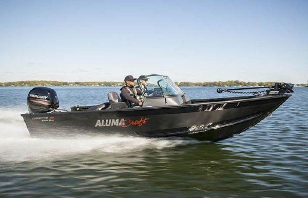 2020 Alumacraft Competitor 185 Sport