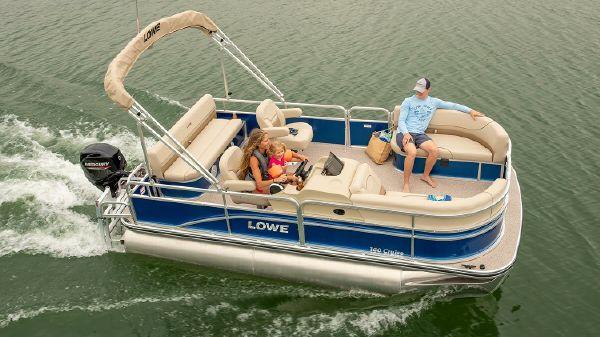 Lowe Ultra 160 Cruise