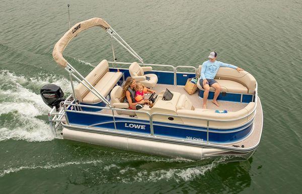 2020 Lowe Ultra 160 Cruise