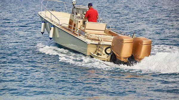 Boston Whaler 25 Outrage