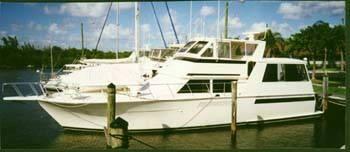 Viking Yacht Co. Flybridge Motoryacht