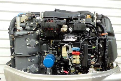 Honda BF150hp 25